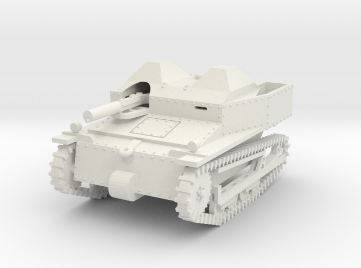 PV80 Carden Loyd Mk VI (1/48) 3d printed