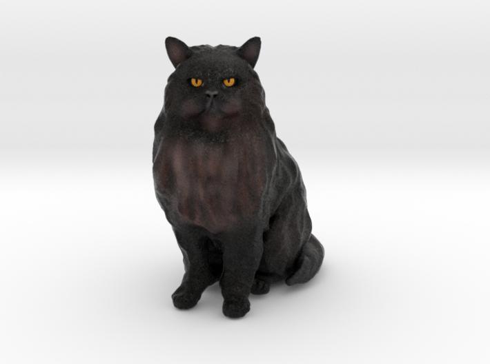 Custom Cat Figurine - Guizmo 3d printed