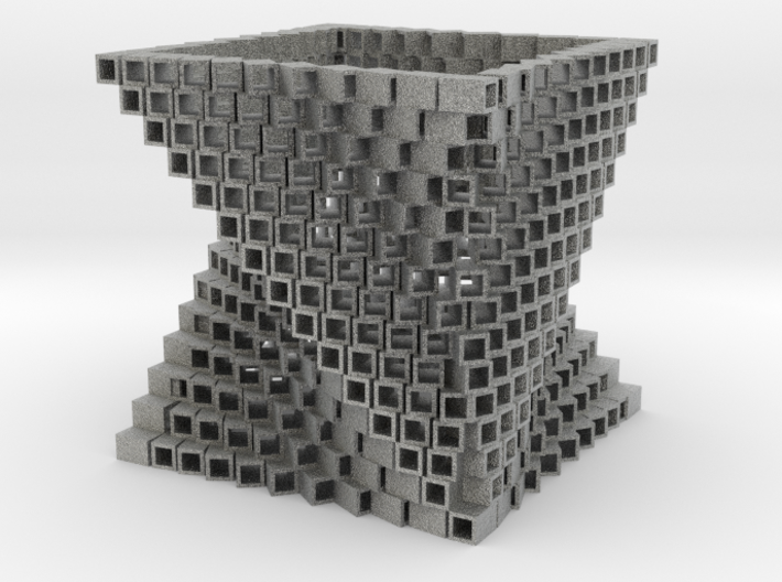 Candle Cube 3d printed