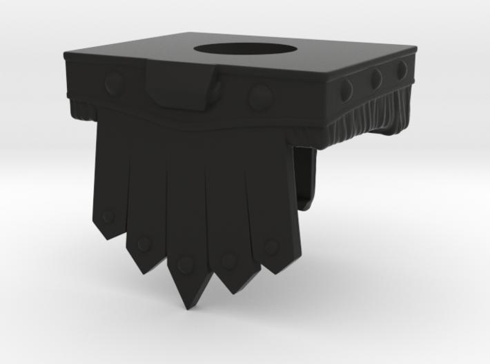 Skeletor's belt for minimate 3d printed