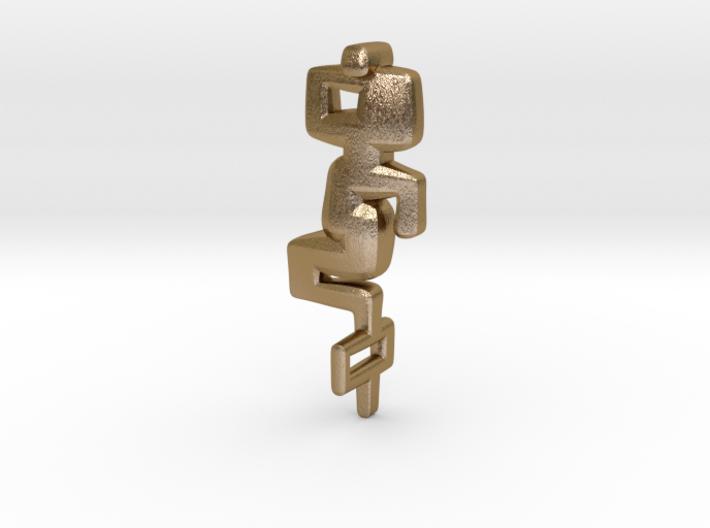 Bone House: Umtiki - Medium 3d printed