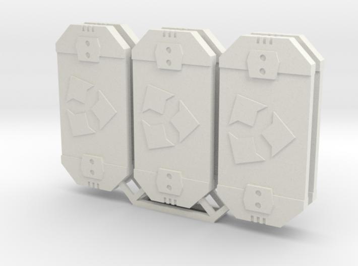 Star Wars Armada Scatter Defense Tokens 3d printed