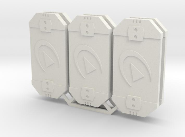 Star Wars Armada Redirect Defense Tokens 3d printed