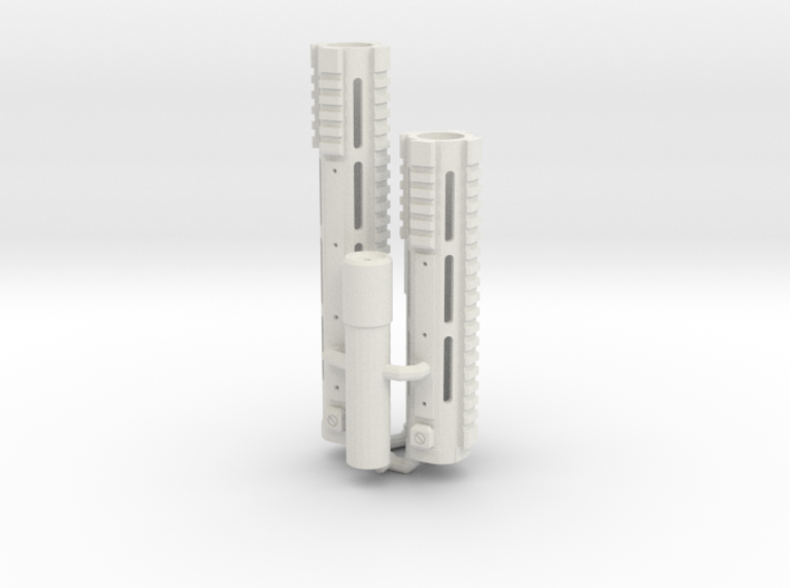 1:6 Smooth ISR ISC SF version V2 3d printed