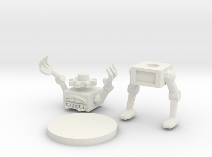 Duodrone 3d printed