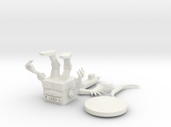 Quadrone 3d printed