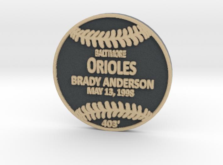 Brady Anderson2 3d printed