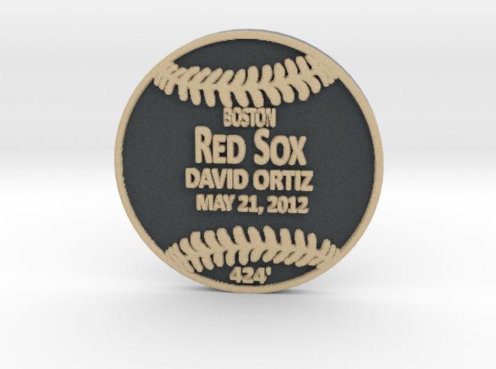 David Ortiz2 3d printed