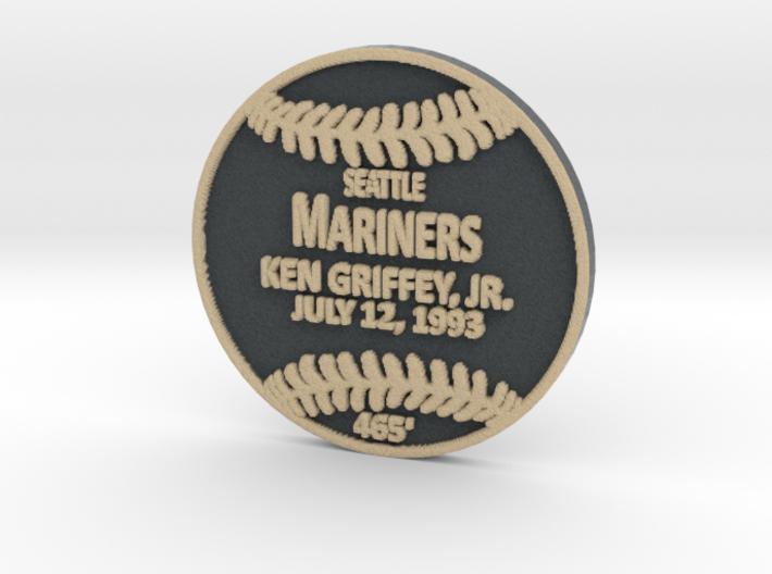 Ken Griffey Jr.2 3d printed