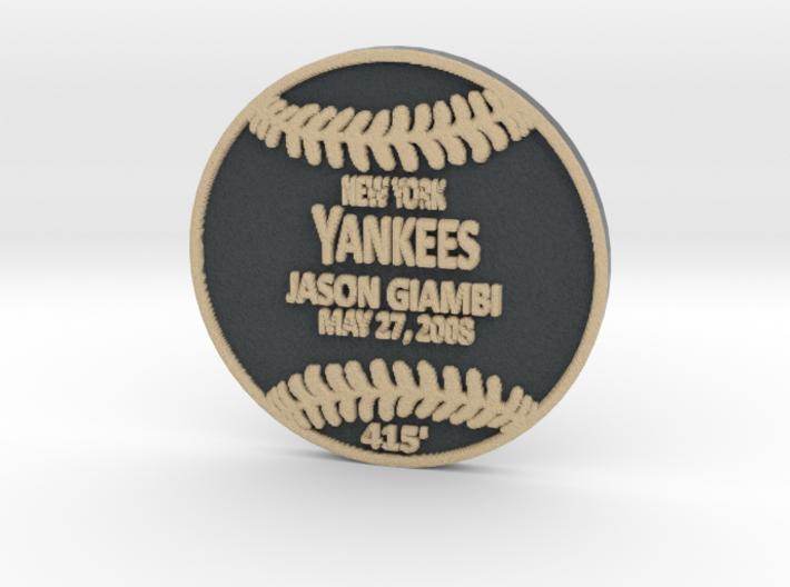 Jason Giambi2 3d printed