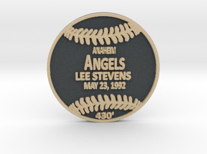 Lee Stevens 3d printed