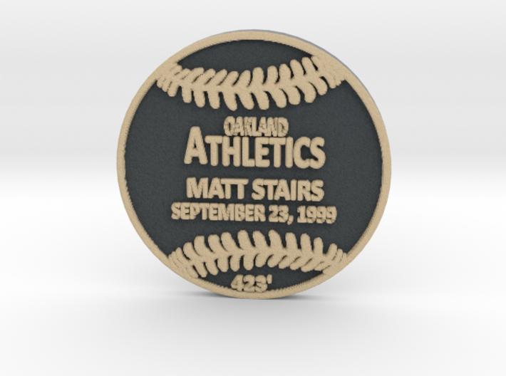 Matt Stairs 3d printed