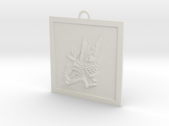 FishPane 3d printed