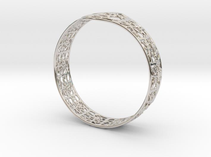 PA Bracelet D64f RE116A10m14M30T15FB309r2 3d printed