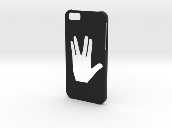 Iphone 6 Star trek case 3d printed