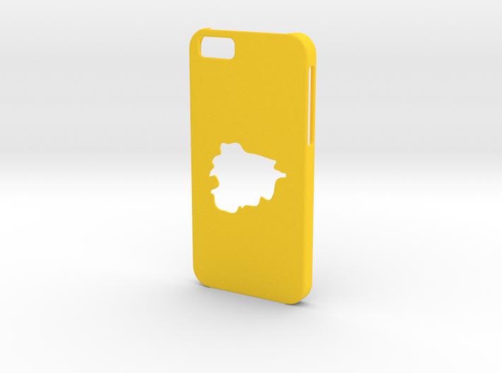 Iphone 6 Case Andorra 3d printed