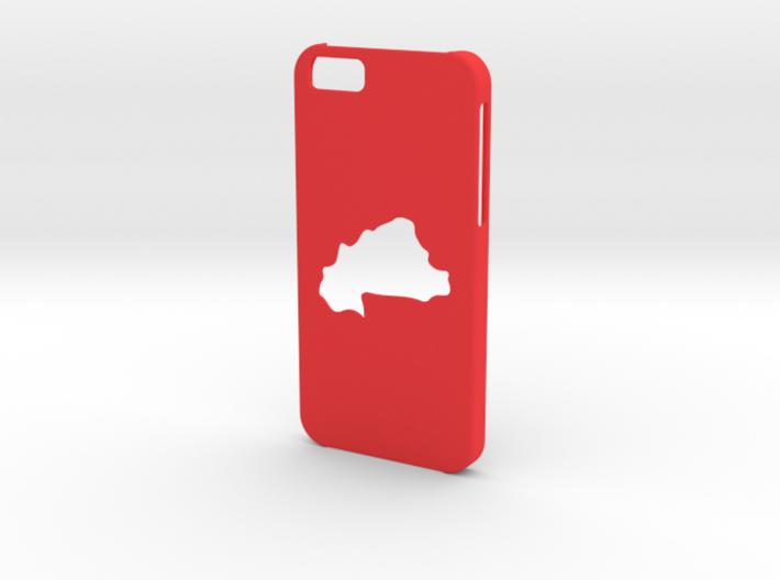 Iphone 6 Burkina Faso Case 3d printed