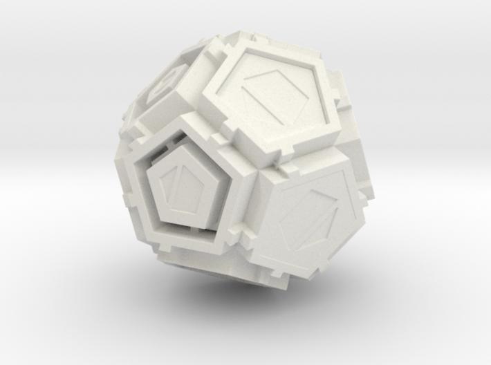 The Ovolic 3d printed