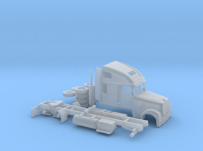 1/160 Frightliner Coronado 3d printed