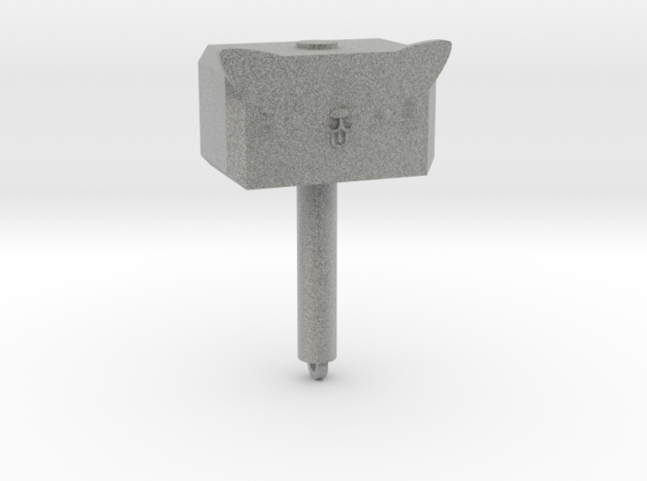 Mewnir (full size) 3d printed