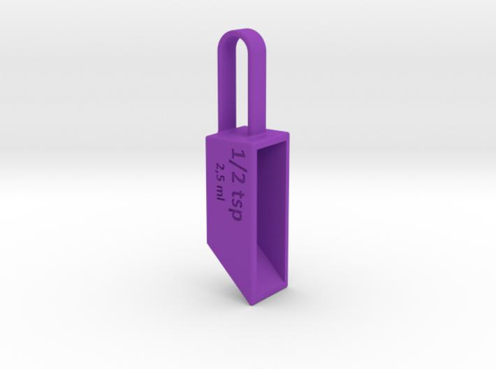 Pendant Teaspoon 1/2 tsp 3d printed