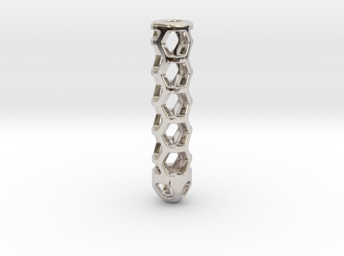 Hex Lantern X1: Tritium (All Materials) 3d printed