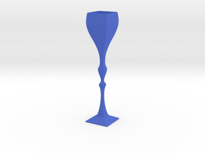 Goblet Cup Hollow 3d printed