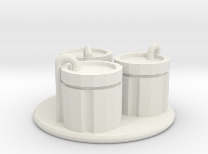 Fuel Storage 3d printed