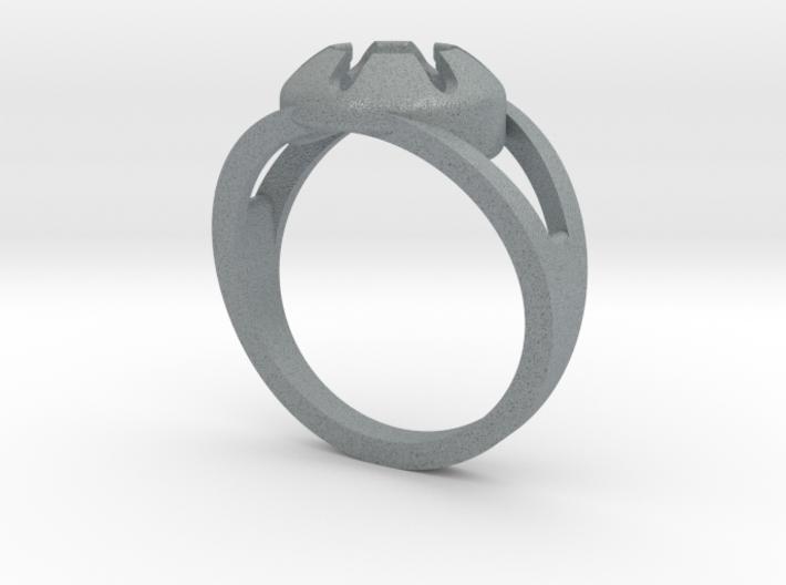 Matrix Ring 3d printed