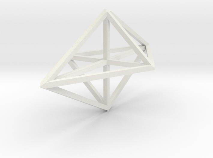 Geo0003B Jewel 3d printed