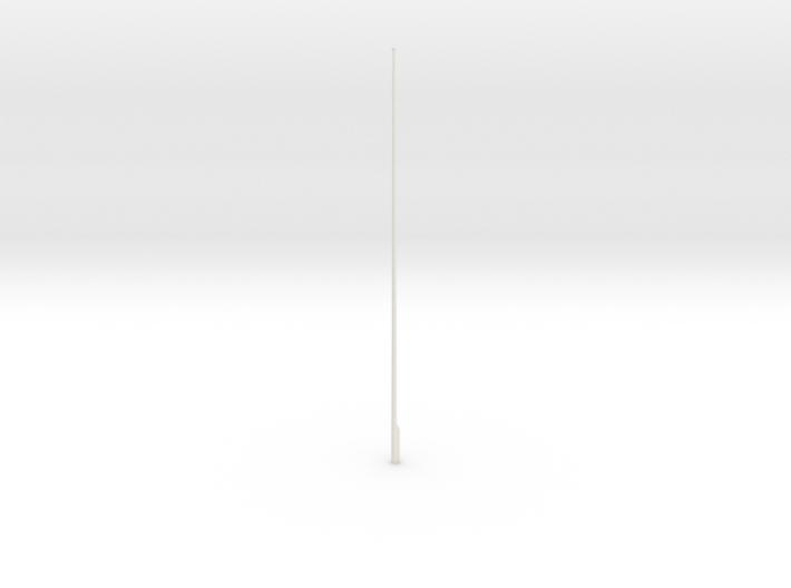 1/87 Flagstang - 10 Meter 3d printed