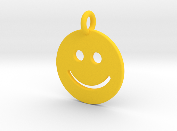 Smilie ) 3d printed