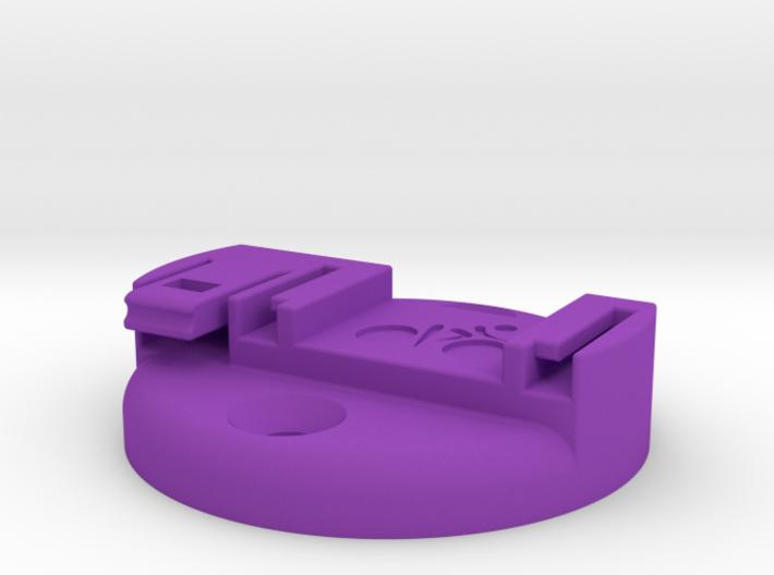 K-Edge Combo Mount Di2 Interface 3d printed
