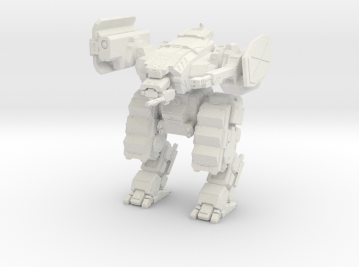 German Mech 3d printed