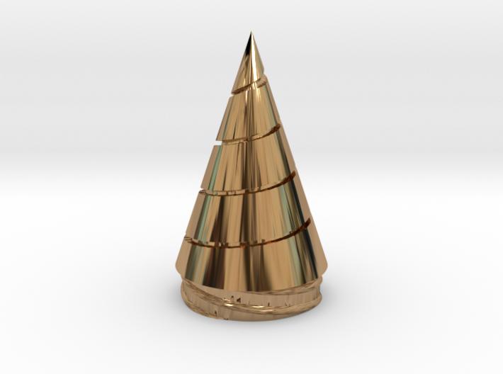 Gurren Lagann - Core Drill - Replaceable Drill Tip 3d printed