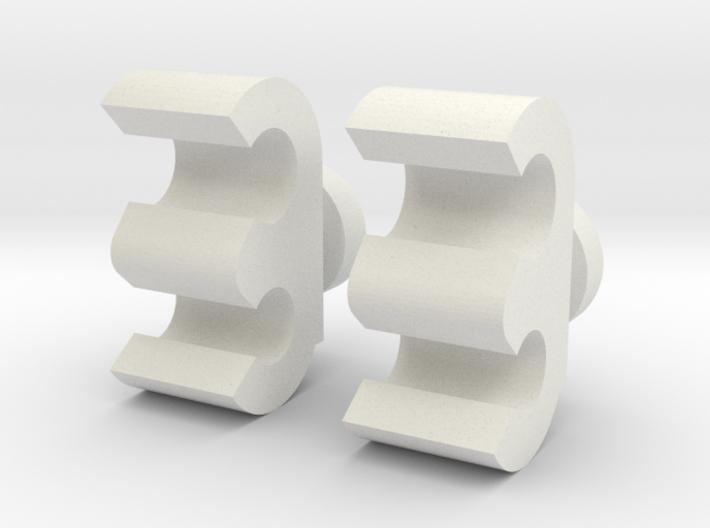 Handconnector TFC OS Uranos V1 3d printed