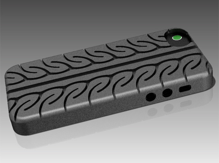 IPhone 5 AD08 case 3d printed