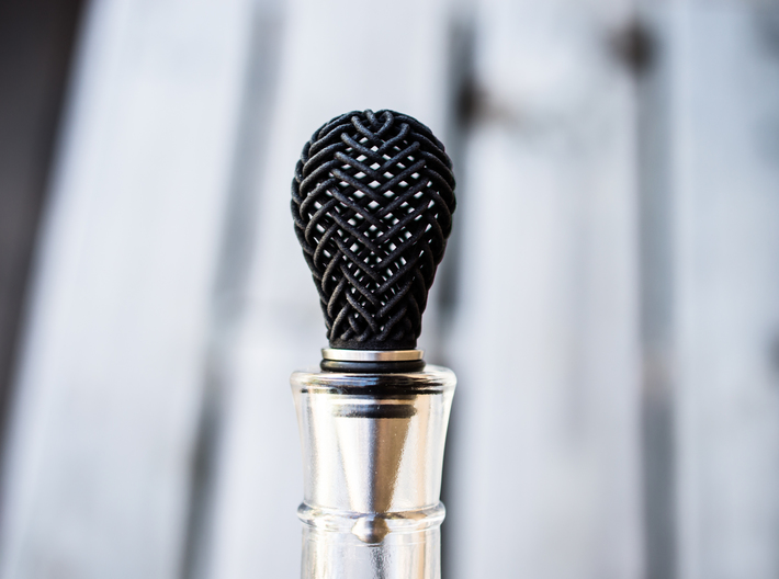 Wine Stopper 3d printed