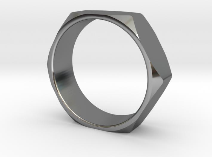 Nut Ring 14 3d printed