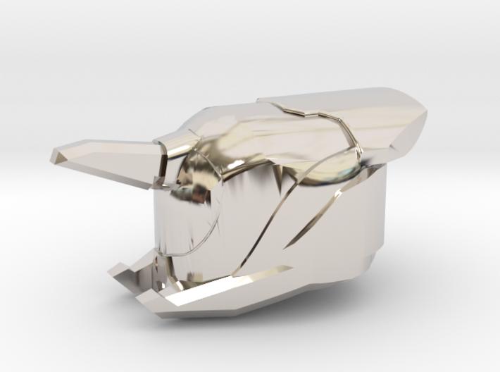 Illyrian Helm (UNICORN!) 3d printed
