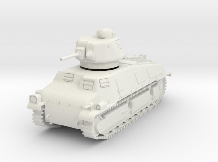 PV86 Somua S35 Cavalry Tank (1/48) 3d printed
