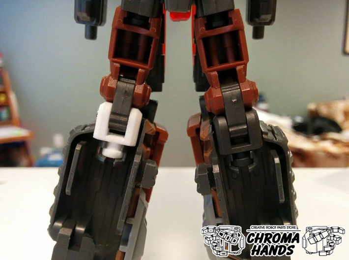 Maketoys Quantron Sonic Drill Knee Replacement 3d printed