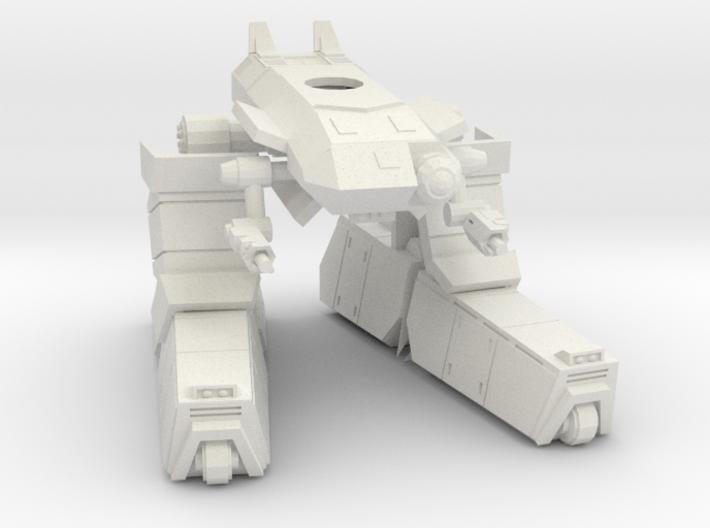 A3 Standing mode Centaur 1/144 3d printed