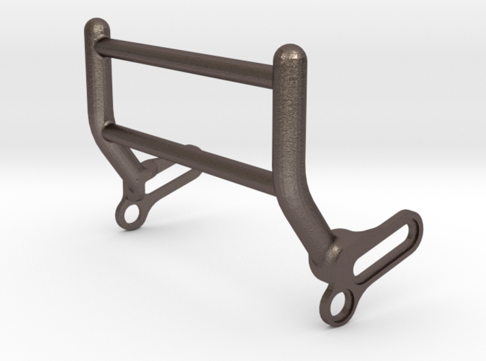 Simensays Big Oly style bumper 3d printed