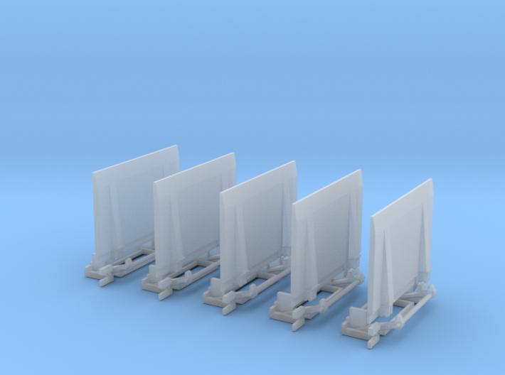 Ladebordwand GW 5x 3d printed