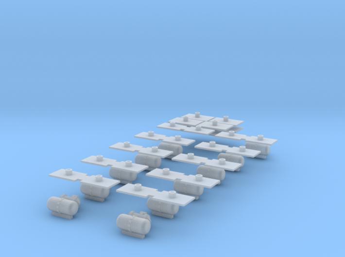 Spare Parts Pieces 3d printed