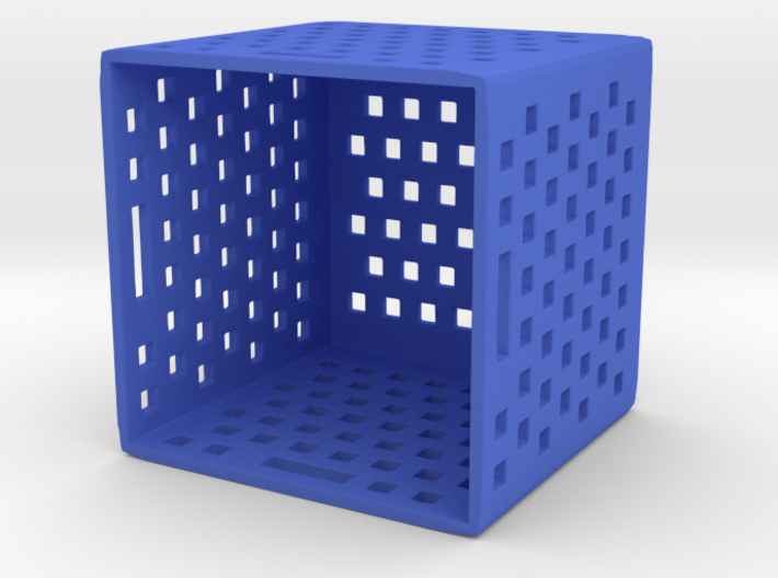 Crate 1/10th Scale RC Car Props 3d printed