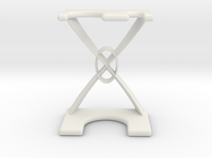 Razor and Brush Stand 3d printed