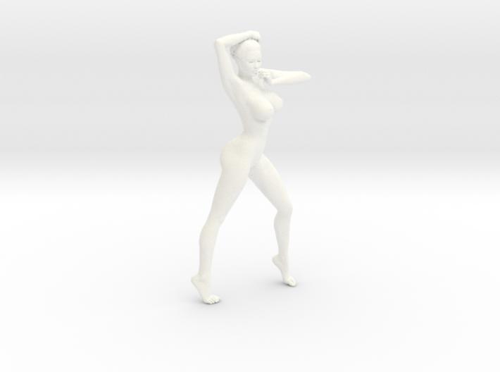 Long Leg Lady scale 1/10 012 3d printed
