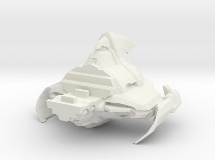 Legion - 004 Back - 03 Liquid Crystal Magnifier 3d printed